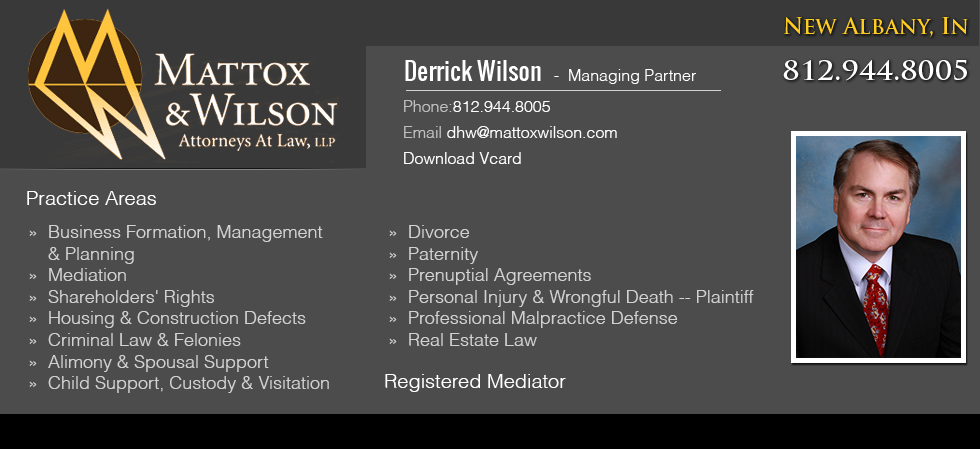 Derrick Wilson New Albany Business Lawyer copy
